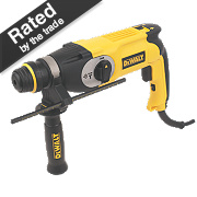 DeWalt D25123K-GB 2kg SDS Plus Hammer Drill 230V